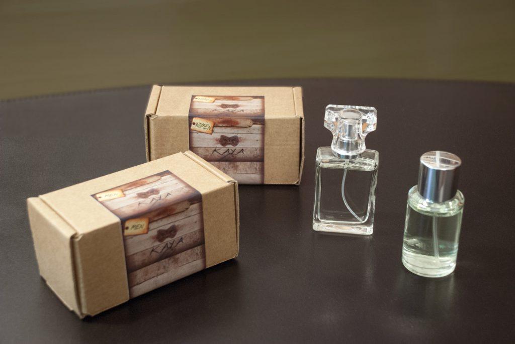 Pressentia: perfume con marca propia